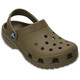 Crocs Classic Clogs Kids Khaki